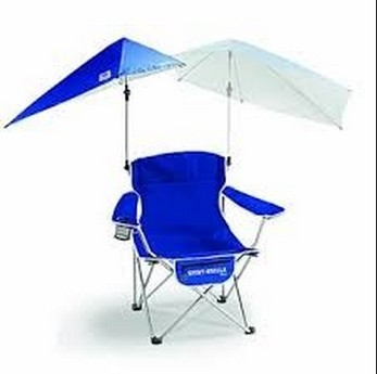Super Brella stoel Blauw