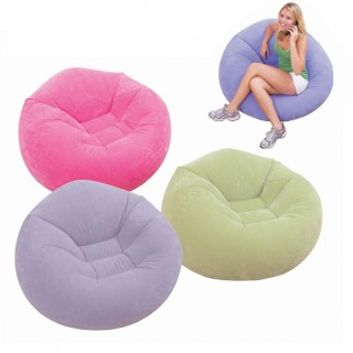 Intex Loungestoel 3 kleuren Set