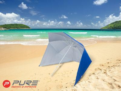 Purebrella - Strandparasol Dark Blue