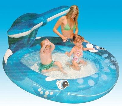 Intex kinder zwembad model walvis