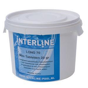 Chloortabletten ( 2,5 KG )