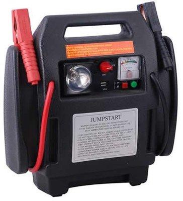 JumpStarter 12V 12AH + Lamp