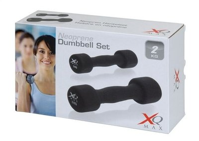 XQ Max Dumbbell Set 2 kilo