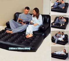 Bestway 2-persoons Sofa Incl. Elektrische pomp 75038